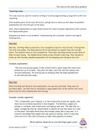 counter argument essay sample ks3 argument and persuasive writing teachit english 1 preview