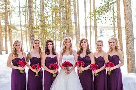 wedding bridesmaid dresses trendy bridesmaid dresses for winter wedding