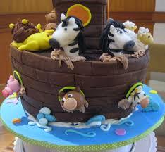noah u0027s ark cake serendipity cakes by yvonne