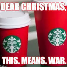 Anti Christmas Meme - our favorite starbucks red cup anti christmas memes so far queerty