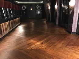 Diamond Laminate Flooring Hardwood Floor Woca Diamond Oil Applied By Tom U0026 Peter Flooring