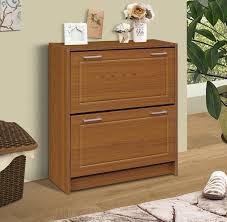 24 Drawer Storage Cabinet by 4d Concepts Double 24 Pair Shoe Storage Cabinet U0026 Reviews Wayfair