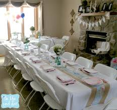 bridal shower table decorations wedding shower table decorations
