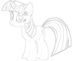 pony coloring pages twilight sparkle 1281 800 667