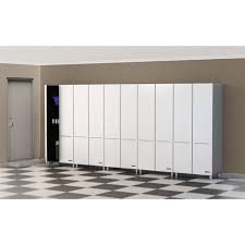5 pc tall storage cabinet kit by ultimate starfire ga 065ksw