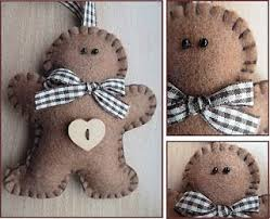 261 best gingerbread boys and felt crafts images on