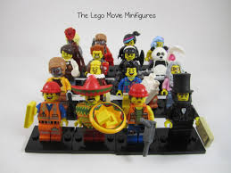 review the lego movie minifigures part 2
