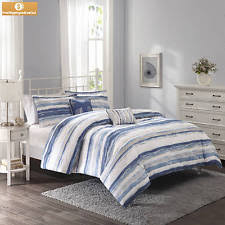 Starfish Comforter Set Nautical Microfiber Comforters U0026 Bedding Sets Ebay