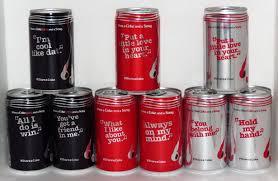 Coke Can Six Flags Davide Andreani Coca Cola Home Page Coca Cola Cans Collectors