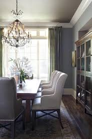 transitional dining room sets decor transitional dining room using upholstered white chairs and