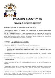 association bureau conseil d administration calaméo règlement intérieur