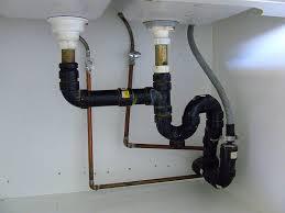 Plumbing For Kitchen Sink Easyrecipesus - Kitchen sink plumbing fittings