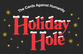 black friday graphics card cards against humanity is digging a gigantic hole in the ground to