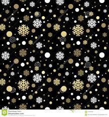 black and white christmas wallpaper seamless black christmas wallpaper with white and stock vector