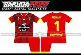 desain kaos futsal di photoshop terima pemesanan kaos futsal desain sendiri di bontang garuda print