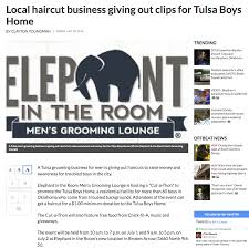 news elephant in the room tulsa men u0027s haircuts