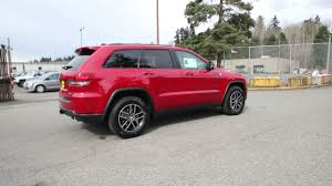 jeep cherokee trailhawk red 2017 jeep grand cherokee trailhawk red pearl hc803634