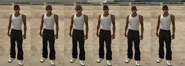 gta san andreas hairstyles u0026 beards mods and downloads