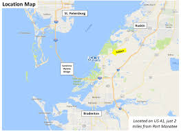 Map Of Southwest Fl Southwest Florida Water Management District Surplus Properties