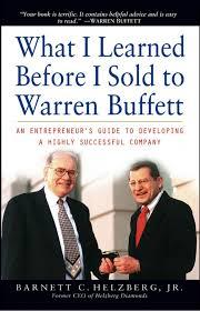 what i learned before i sold to warren buffett