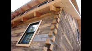 Log Home Floor Plans And Pricing by Outside Walk Threw Of Log Cabin Built By Patriot Log Home Builders