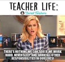 Meme Teacher - teacher humor bored teachers