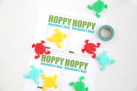 candy s day card hopping frogs free printable s day cards it s always