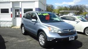 2007 crv honda 2007 honda crv ex used cars lodi shell auto sales