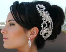 hair pieces for wedding wedding hair pieces tracey bridal hair bh 330 wedding