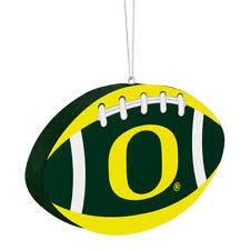 football oregon ducks ncaa ornaments ebay