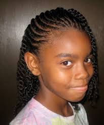 african american hairstyles for kids braiding hairstyle pictures