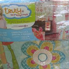 Truly Scrumptious Crib Bedding Best Truly Scrumptious Crib Bedding Set By Heidi Klum New Never