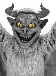 gargoyle costume mascot