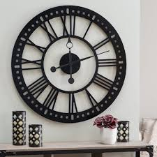 abstract clocks 30 large wall clocks that don t compromise on style