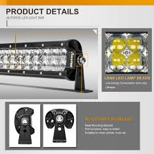 Cheapest Led Light Bars by 30inch 792w Led Work Light Bar Combo Offroad Truck Driving Suv