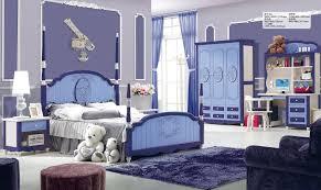 Oak Bedroom Furniture Mdf Boards Blue Kids Children Wood Oak Bedroom Furniture Set