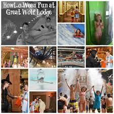 Great Wolf Lodge Map The Great Wolf Lodge Howl O Ween Staycation Oc Mom Blog