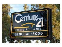 century 21 real estate office valley properties located in west