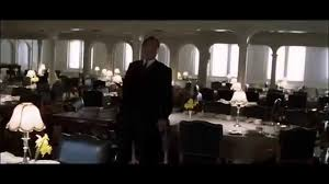 Titanic First Class Dining Room Titanic Deleted Scene Jack And Lovejoy Fight Youtube