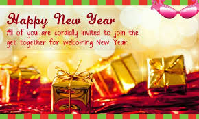 New Year Invitation Card Plan Your New Year Celebrations With Best Ideas W3buzz