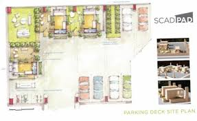 Plan Toys Parking Garage Canada by Scad Students Transform An Atlanta Parking Garage Into