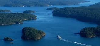 Map Of Islands Off The Coast Of Florida by Welcome To The Official Travel Site San Juan Islands Washington