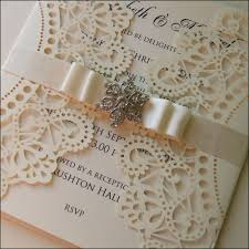 laser cut wedding programs luxury wedding invitations for elegance registaz
