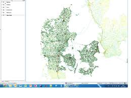 Shortest Route Map by Qgis Calculating Many Shortest Paths With Pgrouting Geographic
