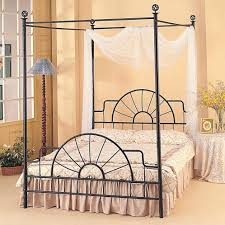Wrought Iron Headboard Full by Rustic Queen Bed Frame Antique Painted Metal Twin Bed Frame King