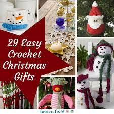 34 easy crochet christmas gifts crochet christmas gifts crochet