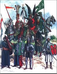 Ottoman Porte 1 Cavalier Ottoman Porte Toug 2 Sipahi Turc Ottoman 3