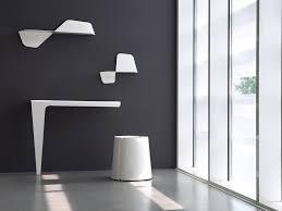 Meme Table - wall mounted console table lama by meme design design carlo trevisani