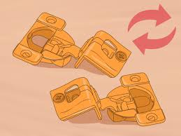 how to clean cabinet hinges 13 steps with pictures wikihow