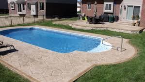 pool deck u0026 patio builders in michigan biondo cement
